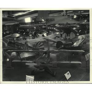 1982 Press Photo EAA Aviation Museum, Wisconsin - mjc29566