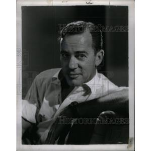 1950 Press Photo Richard Carlson TV Film Actor Director - RRX57413