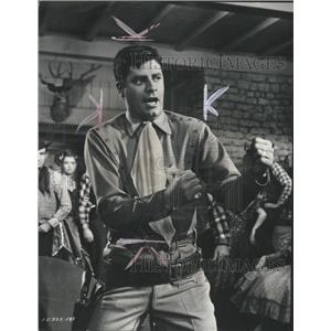1956 Press Photo Jerry Lewis comedian Dean Martin Radio - RRW42481