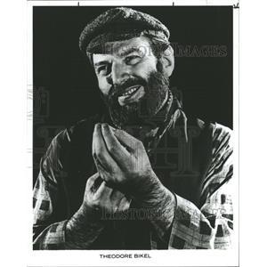 1994 Press Photo Theodore Bikel Character Actor. - RRW32099