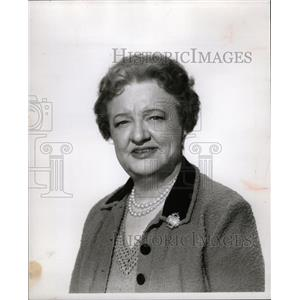1958 Press Photo Marion Lorne American Actress - RRW13601