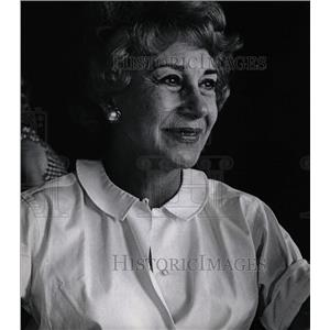 1969 Press Photo Arlene Francis Actress Radio Host - RRW16067
