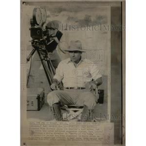 1974 Press Photo Director Mike Nichols and Alan Arkin - RRX58663