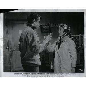 1963 Press Photo Jean Seberg American Film Actress - RRX54093