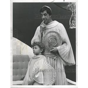 1969 Press Photo Johnny Whitaker American Film TV Actor - RRW36767