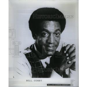 1978 Press Photo Entertainer Bill Cosby - RRX58435