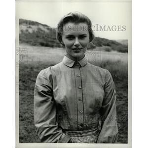 1960 Press Photo Bethel Leslie - RRW20719