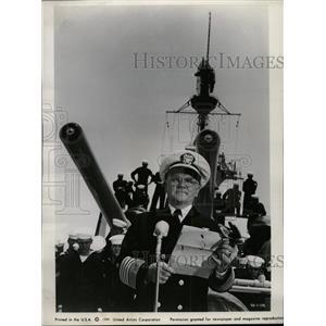 1960 Press Photo James Cagney,actor - RRW27051