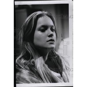 1968 Press Photo Deborah Winters American film artist - RRW97433