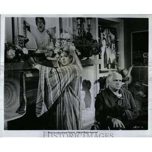 1968 Press Photo Shelley Winters Bert Freed Actors Wild - RRW93655