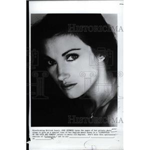 1996 Press Photo Jane Seymour English Actress. - RRW81467