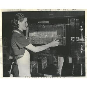 1939 Press Photo Liquid Carbonic Corporation Chicago