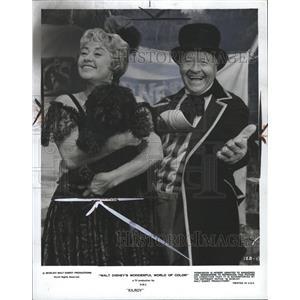 1965 Press Photo Jack Oakie American Film TV Actor - RRW36403