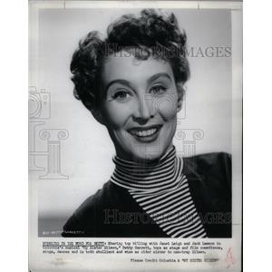 1956 Press Photo Betty Garrett/Actress/Comedy - RRX34057