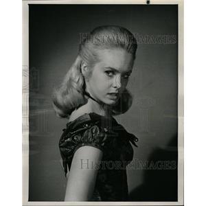 1963 Press Photo Joey Heatherton American Film Actress - RRW10969
