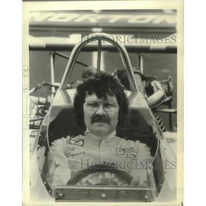 1978 Press Photo Race car driver Bill Simpson - mjt17164