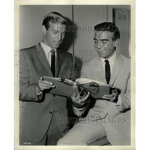 1963 Press Photo Jim Franciscus America Clayton City - RRW16095
