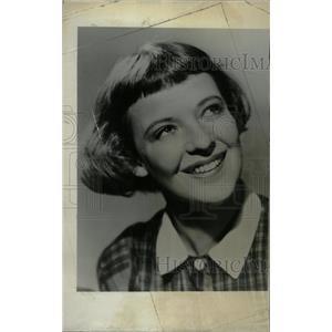 1954 Press Photo Kim Stanley - RRW82533