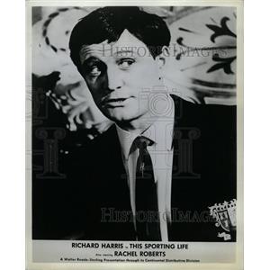 1969 Press Photo Richard Harris Sporting Life Actor - RRW16967