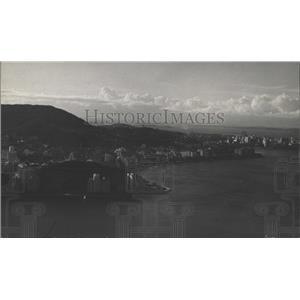 1942 Press Photo Rio De Janeiro Brazil South America - RRX99185