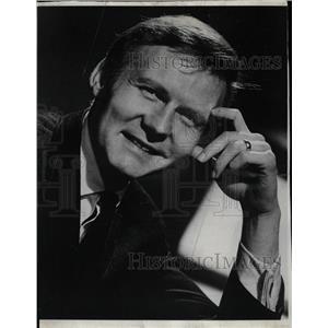 1964 Press Photo William Biff McGuire America Finial - RRW13775