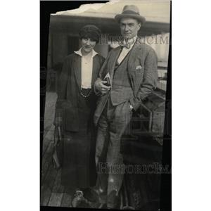 1924 Press Photo John Drinkwater divorce Kathleen star - RRW96577