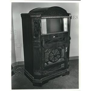 1992 Press Photo Television in Civil Rights Museum - abna46676