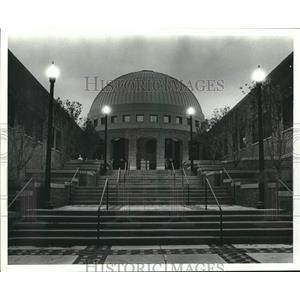 1992 Press Photo Birmingham, Alabama Civil Rights Museum - abna46793
