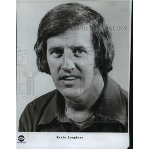 1979 Press Photo Headshot of New Jersy Nets basketball coach Kevin Loughery