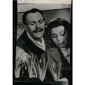 1961 Press Photo English Comic Actor Terry-Thomas - RRW83131