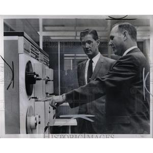1967 Press Photo computerized typesetting system - RRW89241