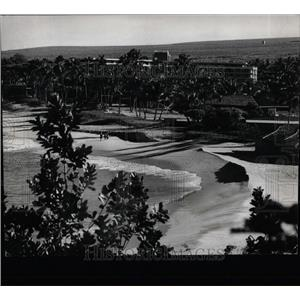 1971 Press Photo Hawaiian island Maul - RRX63553