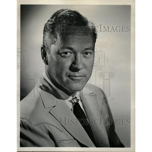 1960 Press Photo Kirby Grant Sky King TV Show - RRW13409