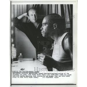 1968 Press Photo James Earl Jones The Great White Hope - RRW33529