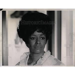 1969 Press Photo Gail Fisher American Actress - RRW06415