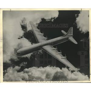 1945 Press Photo Consolidated Vultee Aircraft Corporation, San Diego, California