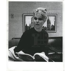 1961 Press Photo Jennifer Billingsley Actress - RRW31131