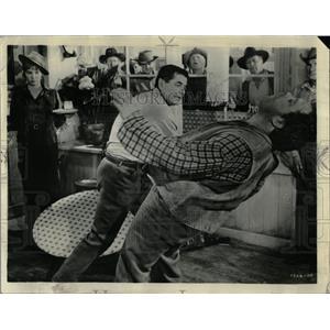 1958 Press Photo Sheepman Glenn Ford - RRW93625