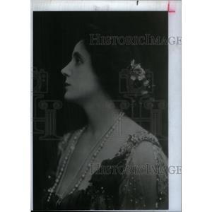 1981 Press Photo Actress Portrait Profile Campbell - RRX48365