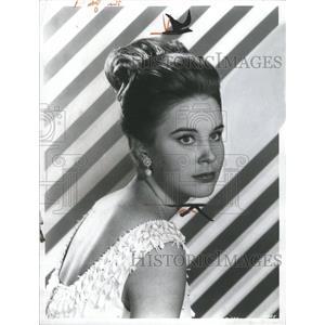 1965 Press Photo Cheryl Miller American Actress TV - RRW32985
