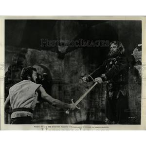 1958 Press Photo Tony Curtis (Actor) - RRW86341