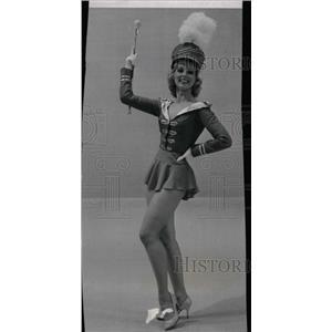 1963 Press Photo Actress Mary Lou Ryhal - RRW71257