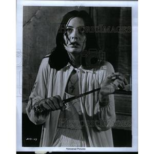 1977 Press Photo Cristina Raines Actress - RRX37581