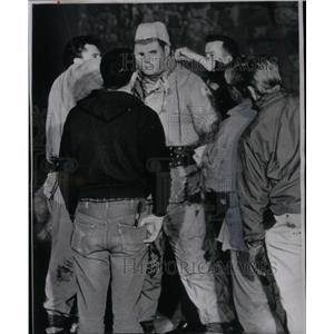 1965 Press Photo Joe Canutt Stuntman Filming - RRX57437