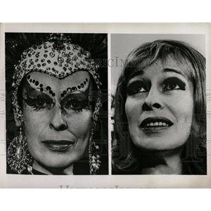 1968 Press Photo American Actress Eileen Heckart - RRW84499