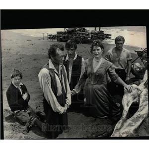 "1961 Press Photo Scene From ""The Swiss Family Robinson"" - RRW07459"