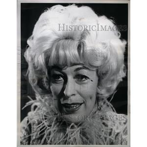 1965 Press Photo Eileen Hackart Actress - RRX58565