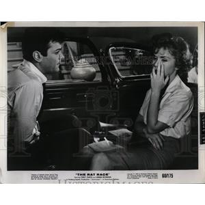 1960 Press Photo Tony Curtis (Actor) - RRW86337