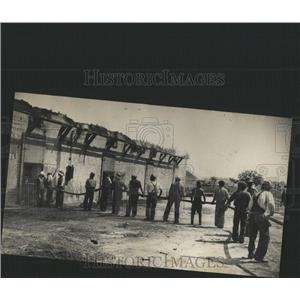 1936 Press Photo Survey Savory Mushroom Co - RRX82287