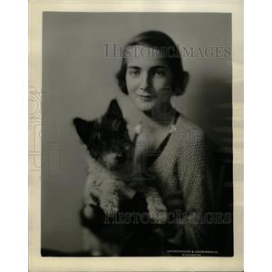 1932 Press Photo Mrs. John R. Fell, Jr. - RRX73077